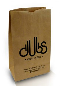 Dubs Bar Packaging