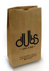 Dubs Bar Packaging