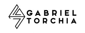 Logo gabriel torchia dj marketing de persona