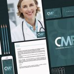 consultorios medicos privados-diseño de marca- grafico branding