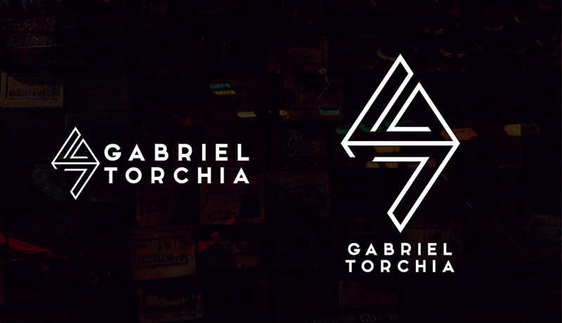 Gabriel Torchia, logo imagen de marca , marketing de persona, musica, dj