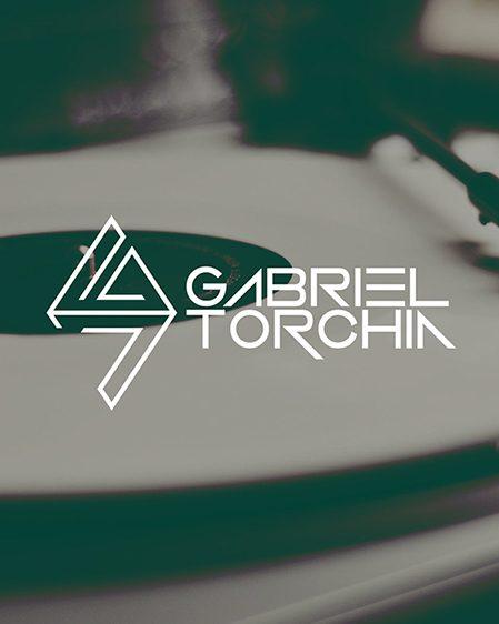Diseño Grafico, Logo, Gabriel Torchia, Diseño para dj